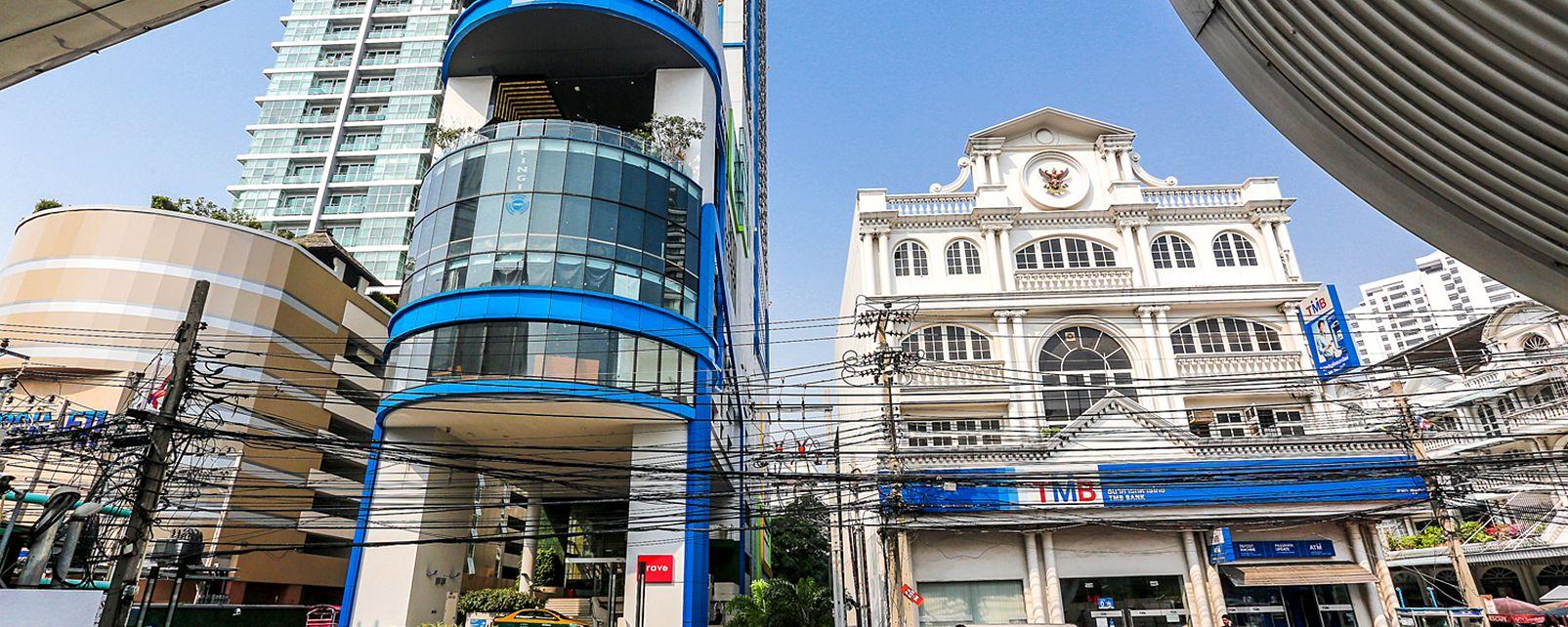 Hotel Aloft Bangkok