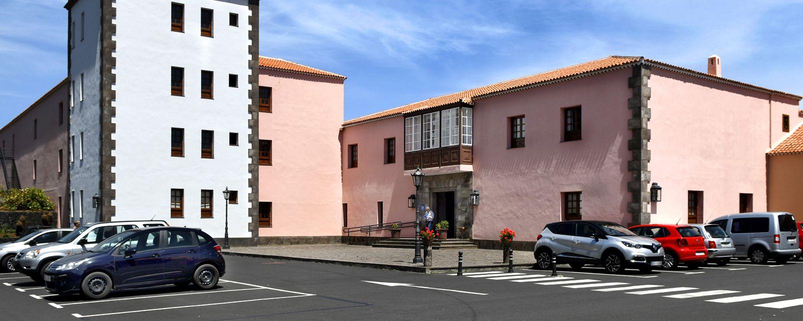 Hôtel Paradores La Palma