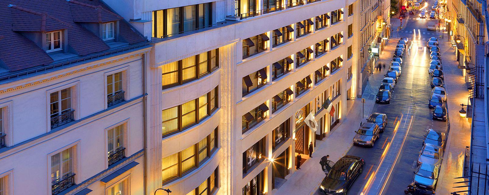 hotel mandarin oriental paris parigi. Black Bedroom Furniture Sets. Home Design Ideas