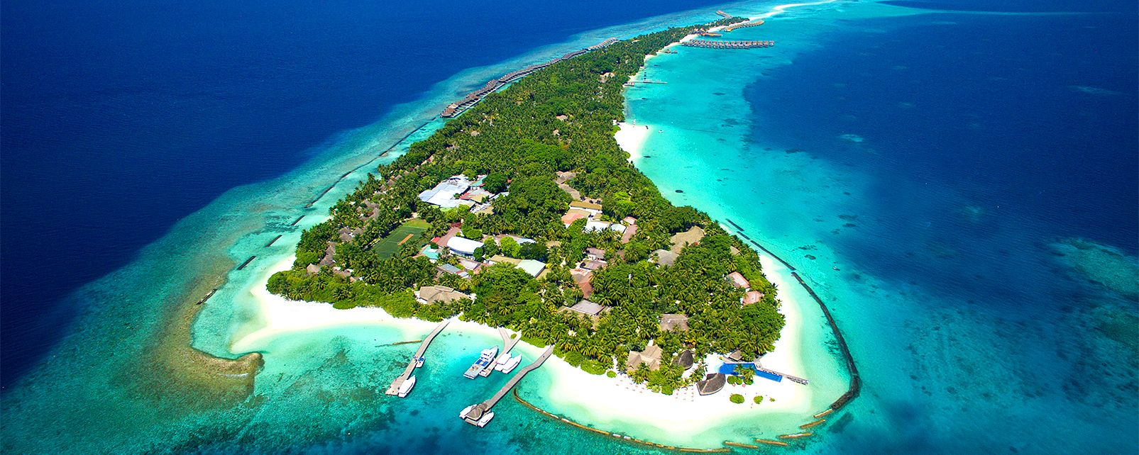 Hôtel Kuramathi Island Resort