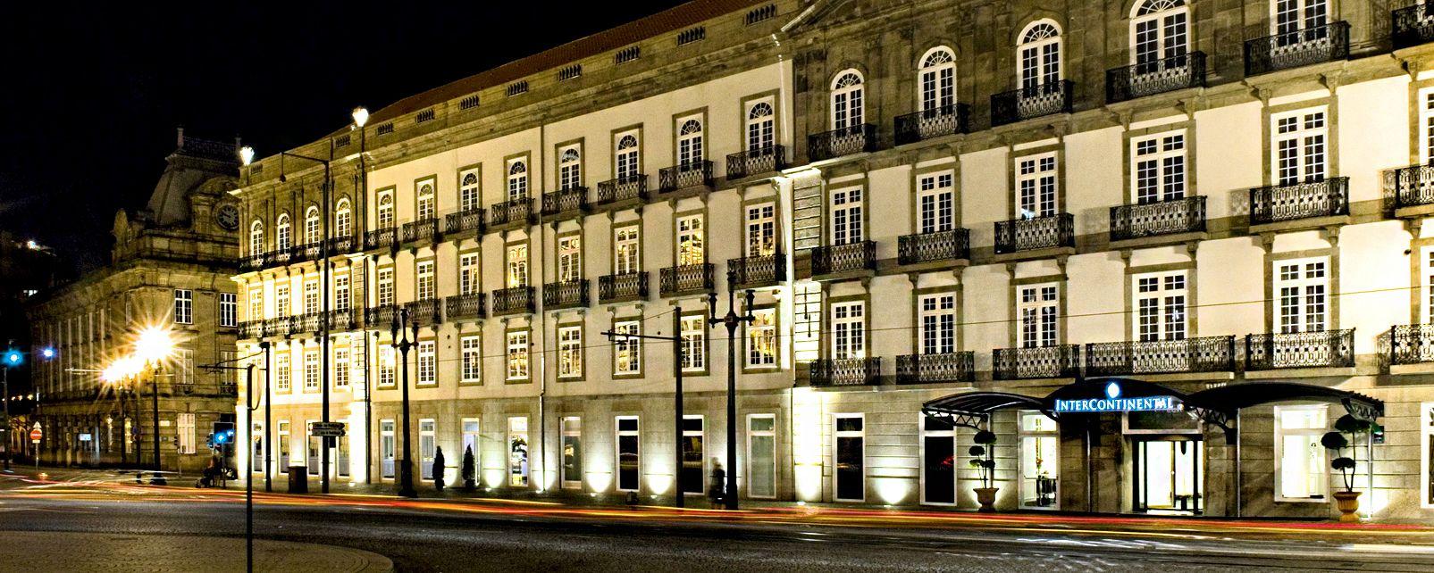 H tel intercontinental porto palacio das cardosas - Hotel intercontinental porto ...