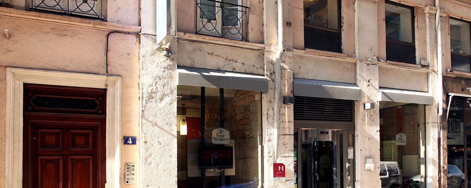 Hôtel BEST WESTERN SAINT ANTOINE