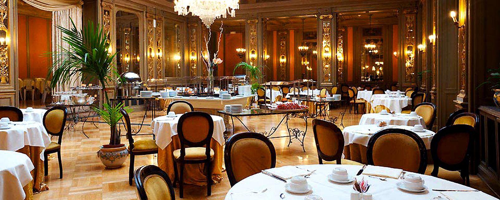 Hôtel Grand Hôtel et des Palmes
