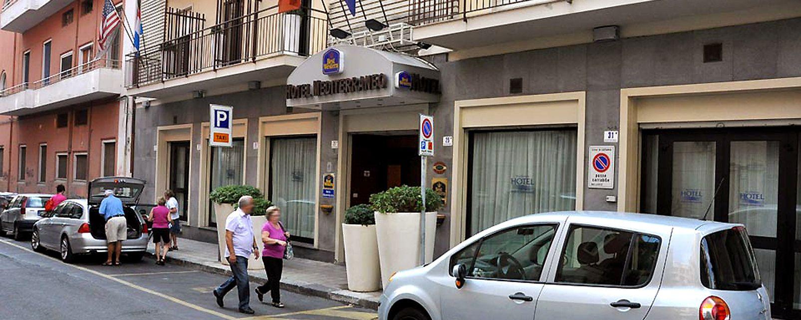 Hôtel Best Western Mediterraneo