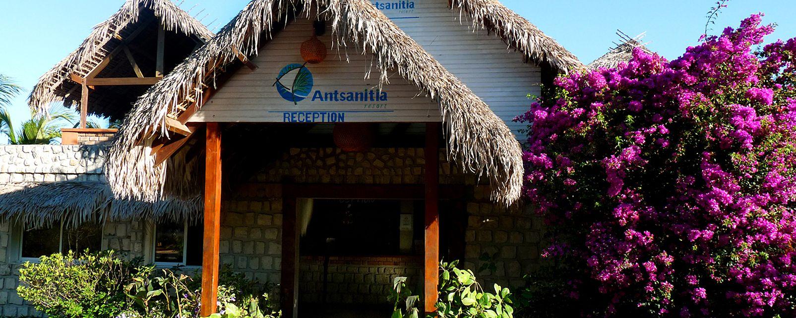 Hôtel Antsanitia Resort