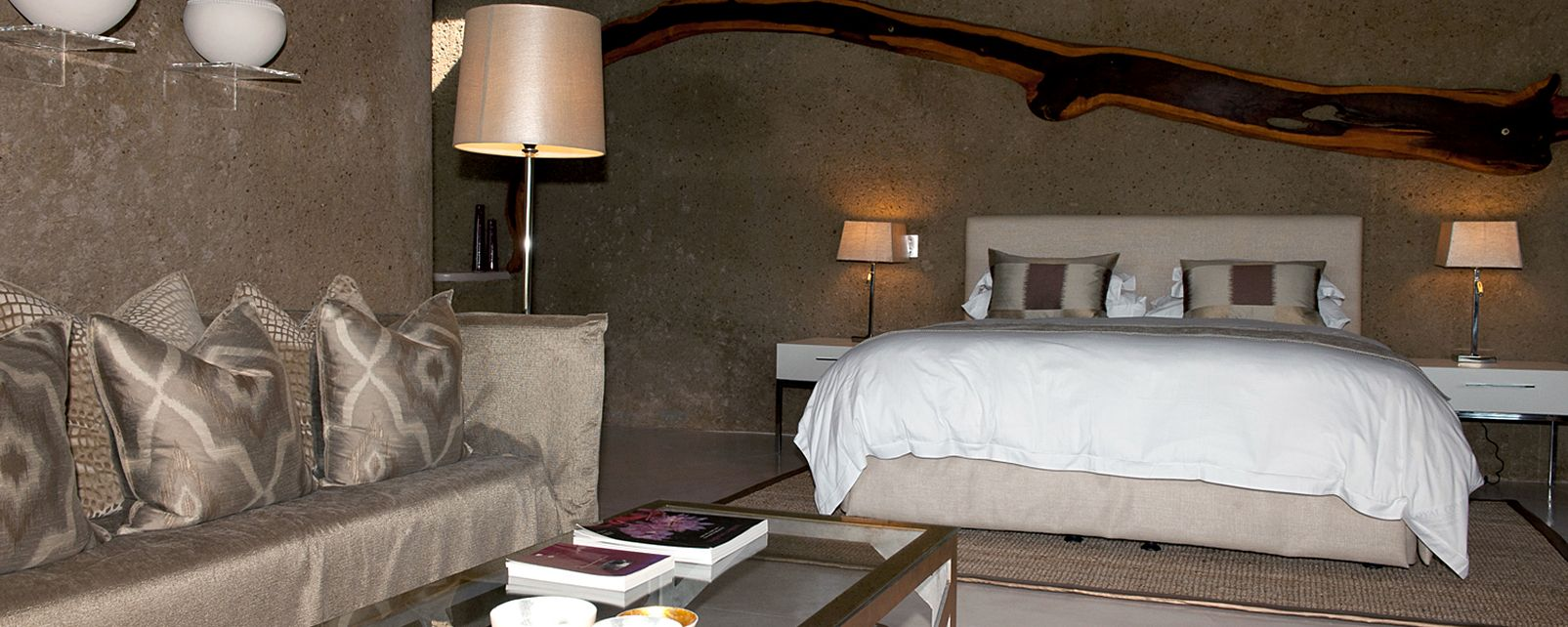 Hotel  Sabi Sabi Earth Lodge