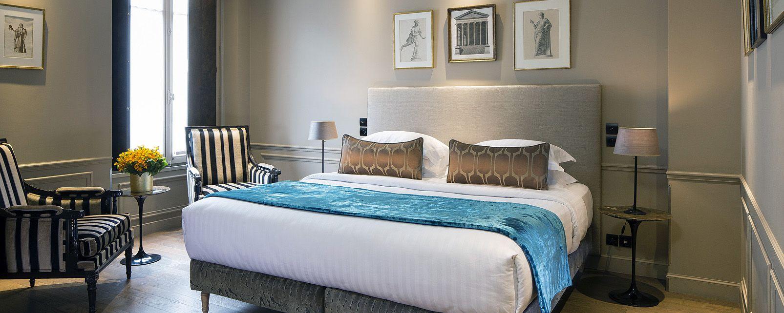 H tel la belle juliette for Hotel la belle juliette paris