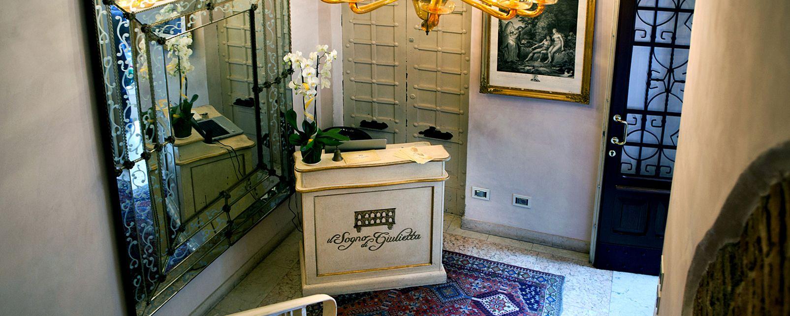 Hôtel Il sogno di Giulietta