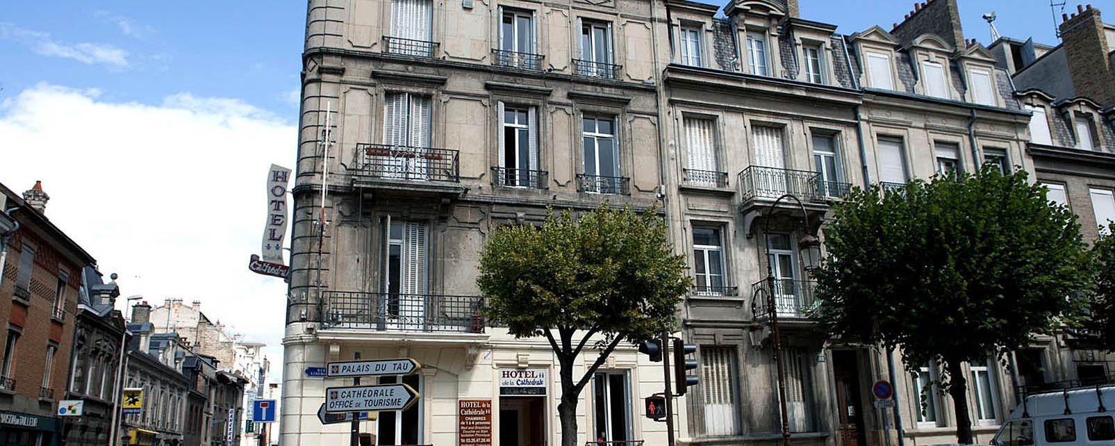 Hôtel Hôtel de la Cathédrale