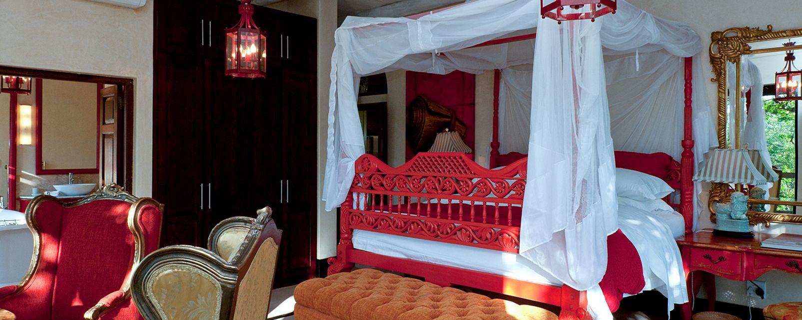 Hotel Royal Malewane Africa House