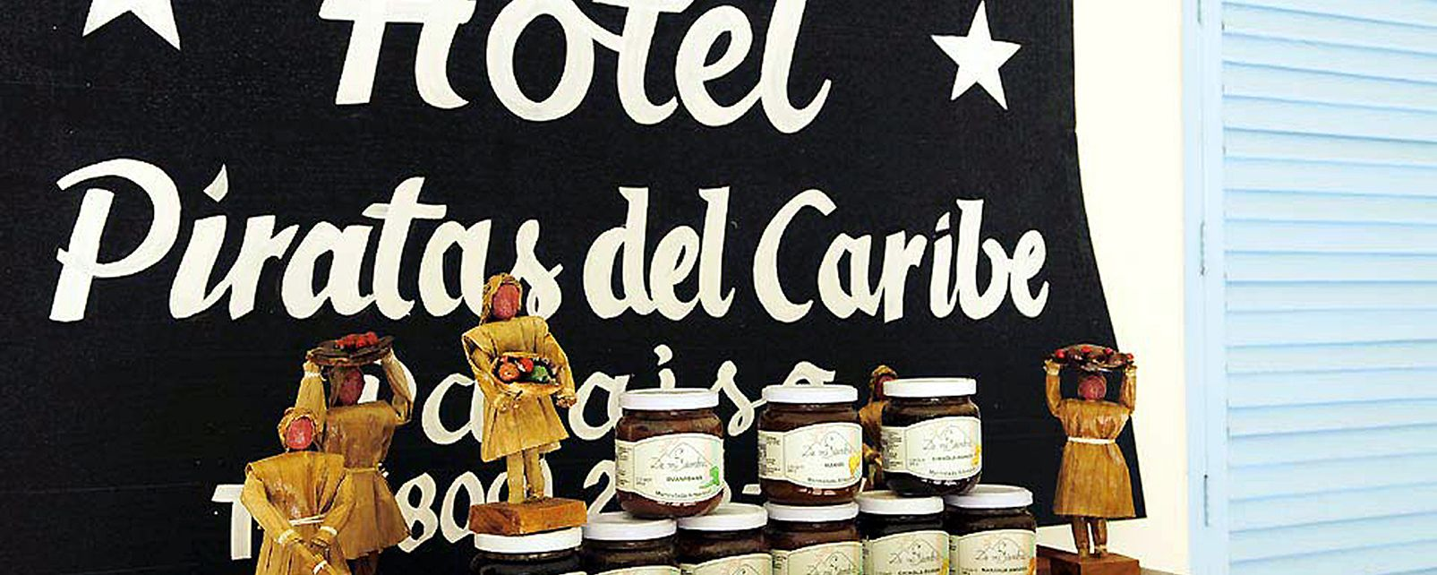 Hôtel Piratas del Caribe