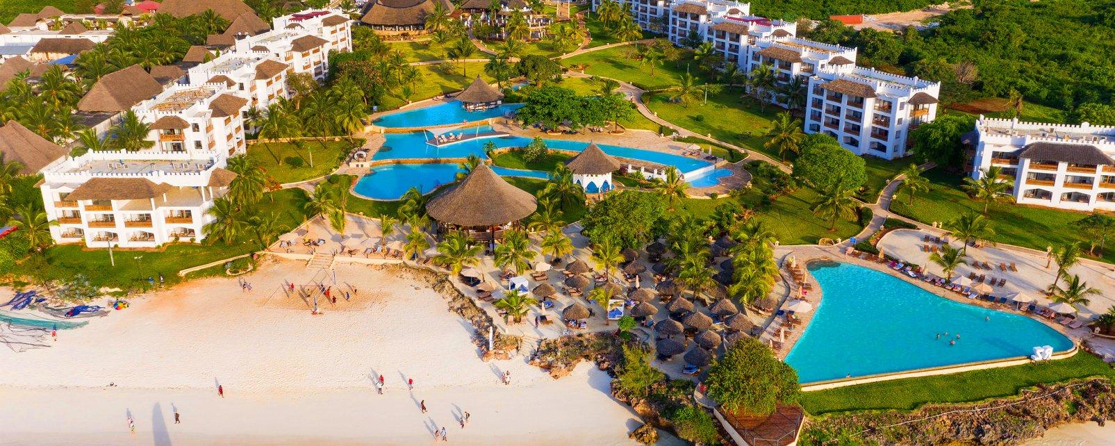 Hôtel Royal Zanzibar Beach