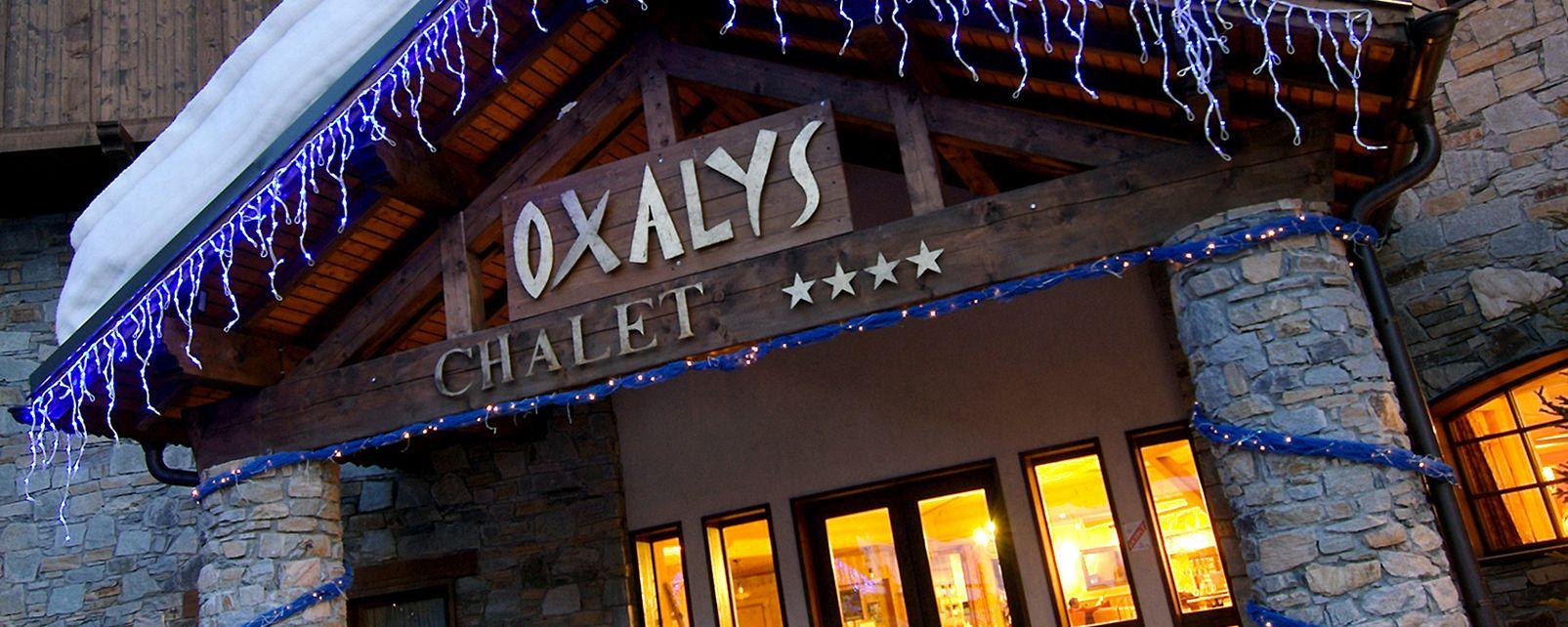 Hotel L'Oxalys