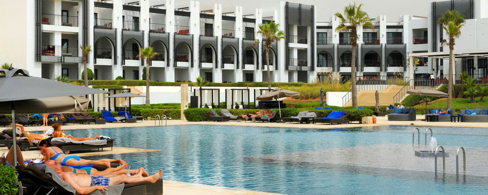 Hotel Sofitel Agadir Thalassa Sea and Spa