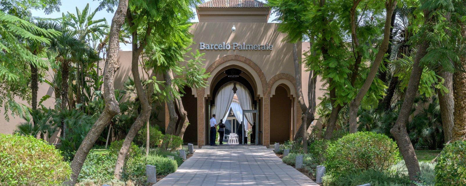 Hotel Pullman Marrakech Palmeraie Resort Spa