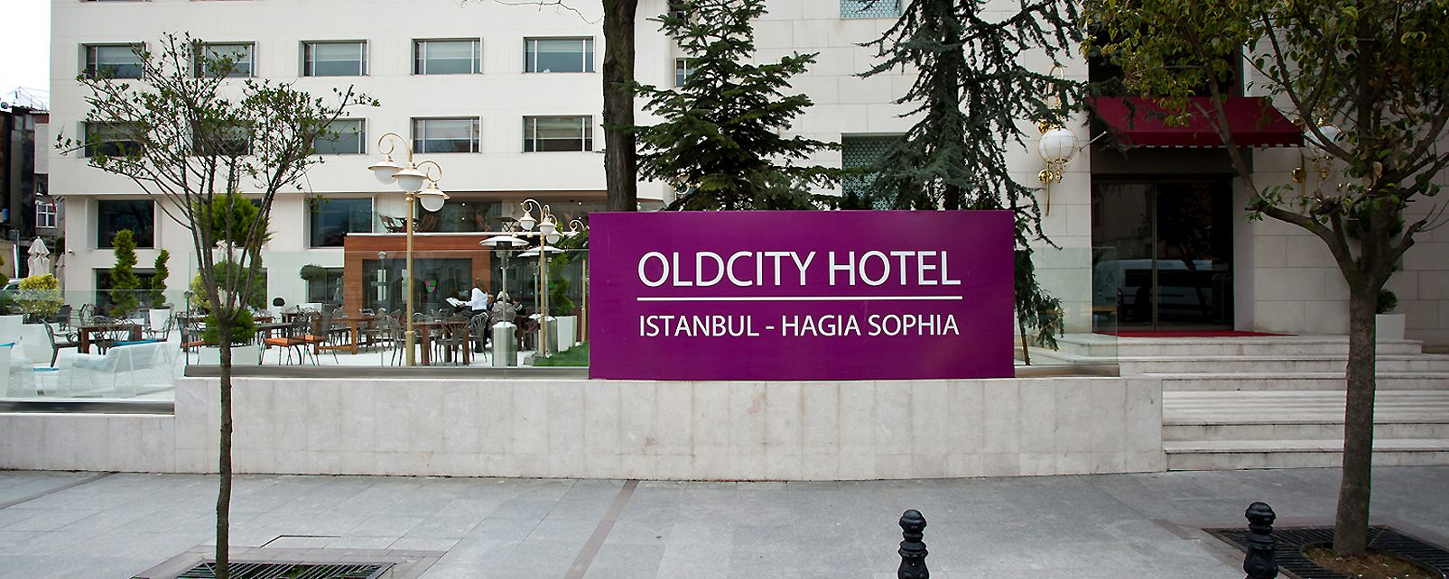 Hôtel Crowne Plaza Hagia Sophia