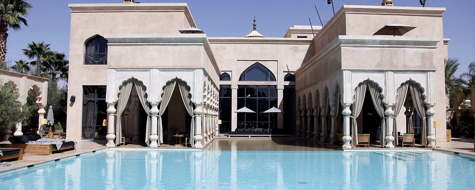 Hotel Palais Namaskar