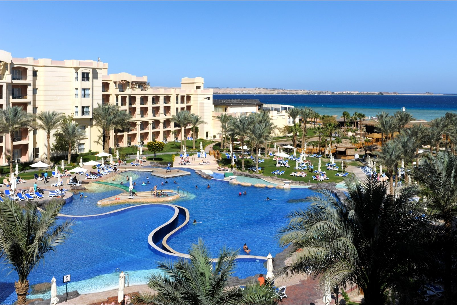 Hôtel Tropitel Sahl Hasheesh - 5* - 1