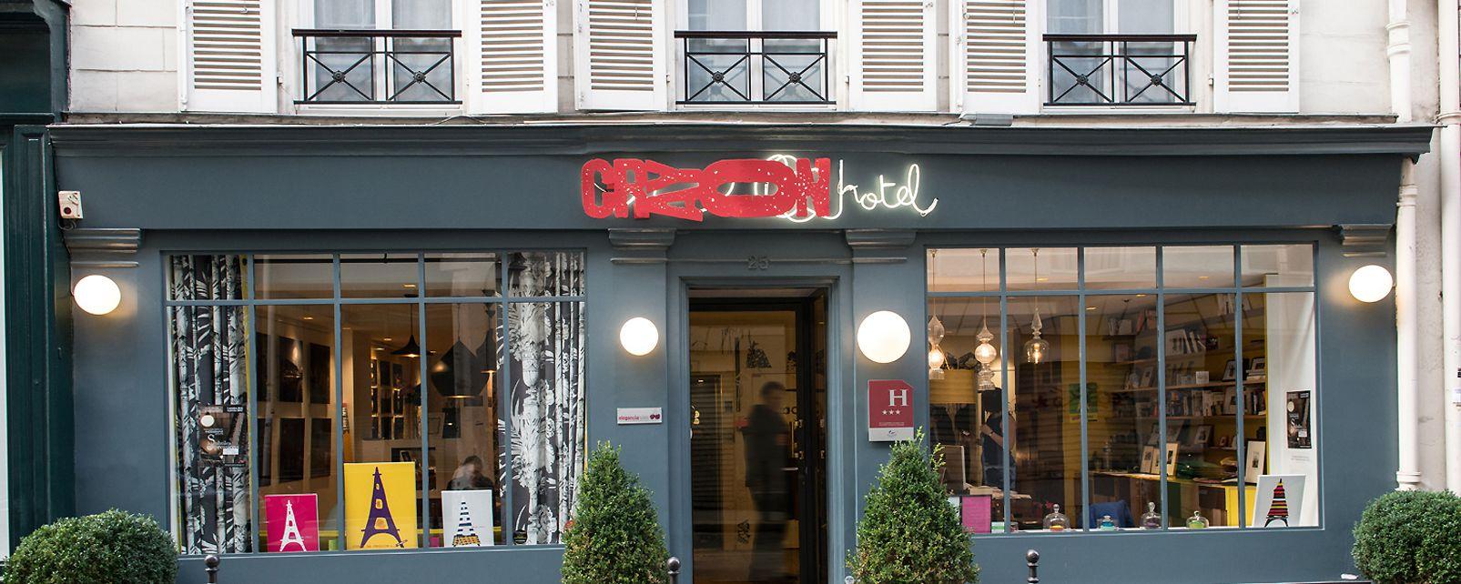 Hôtel Le Crayon