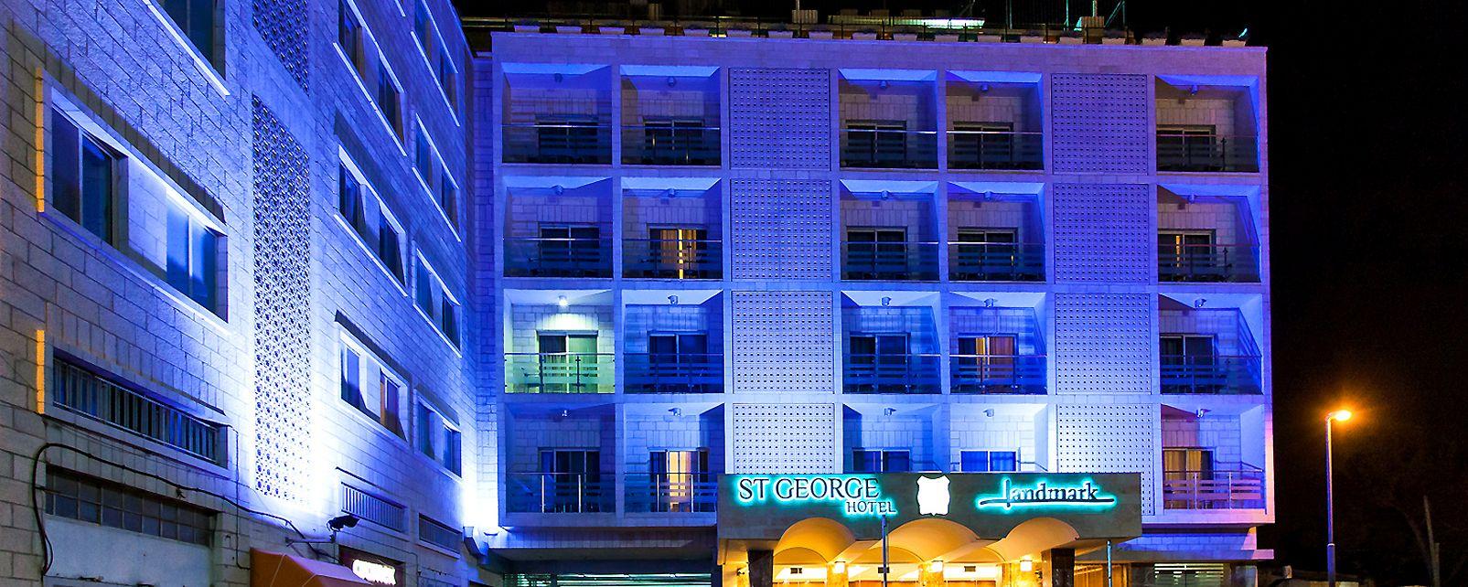 Hotel St George Landmark