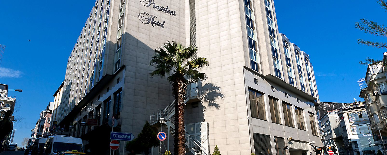 Hôtel Best Western President