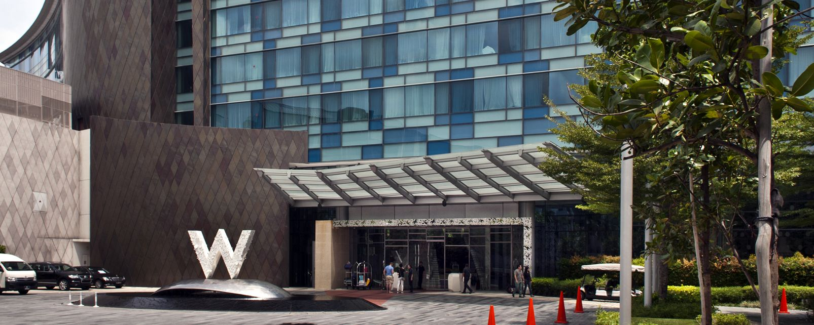 Hôtel W Singapore Sentosa Cove