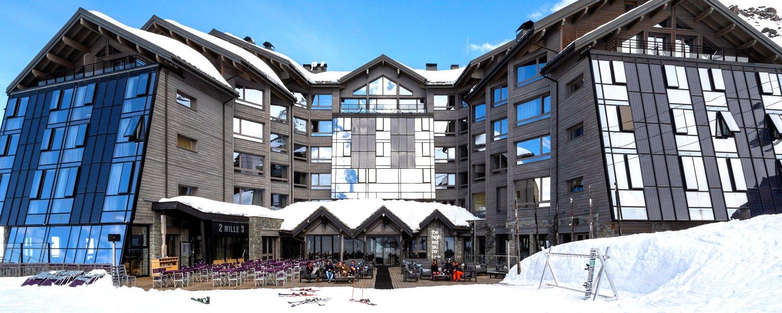 Hôtel Altapura