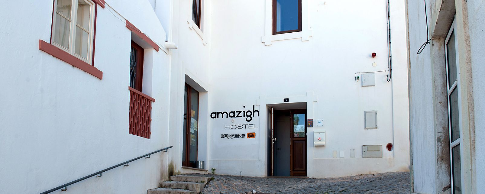 Hotel Amazigh Hostel and Villas