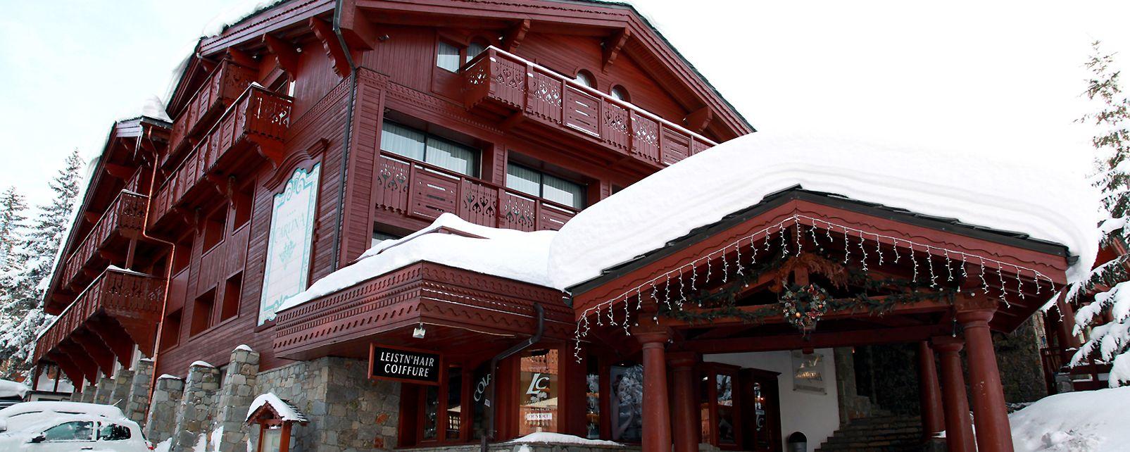Hôtel Le Carlina