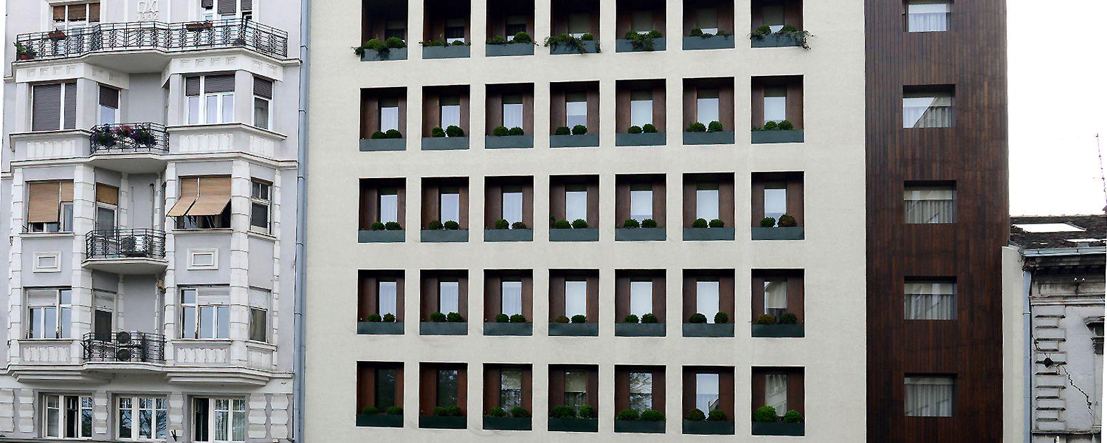 Hôtel Square Nine