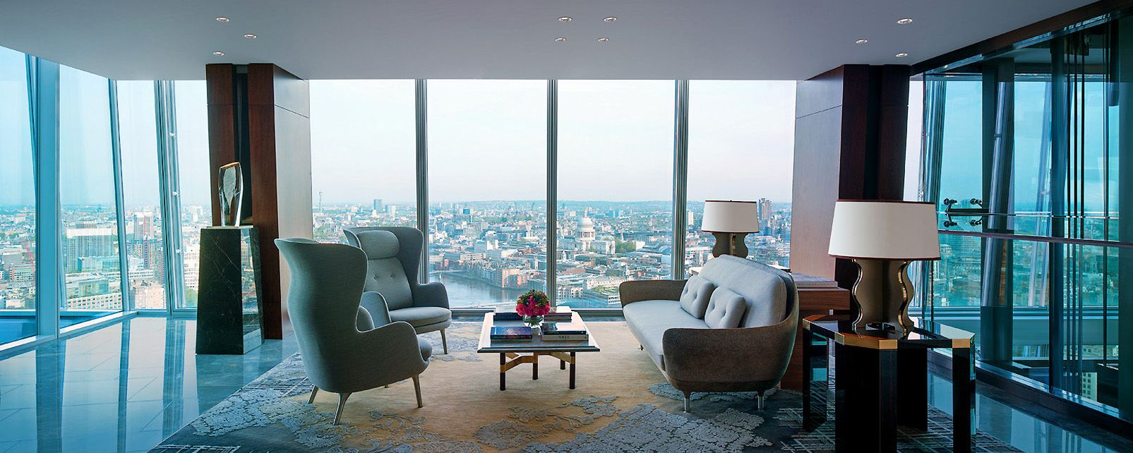Hotel Shangri-La at The Shard