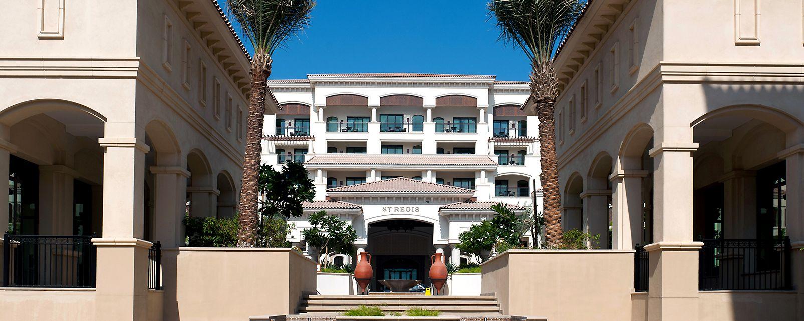 Hotel St Regis Saadiyat Island Resort