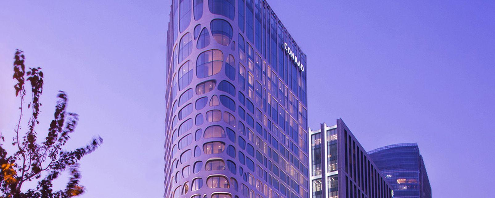 Hôtel Conrad Beijing