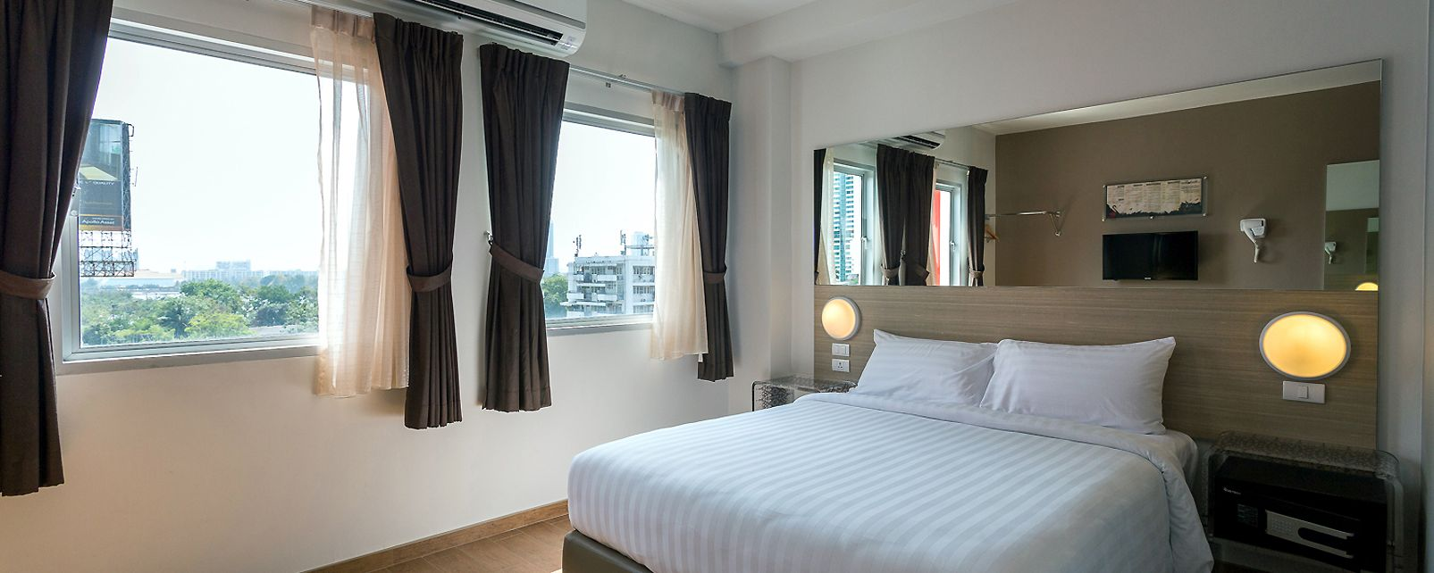 Hotel Tune Hotel Asoke Bangkok