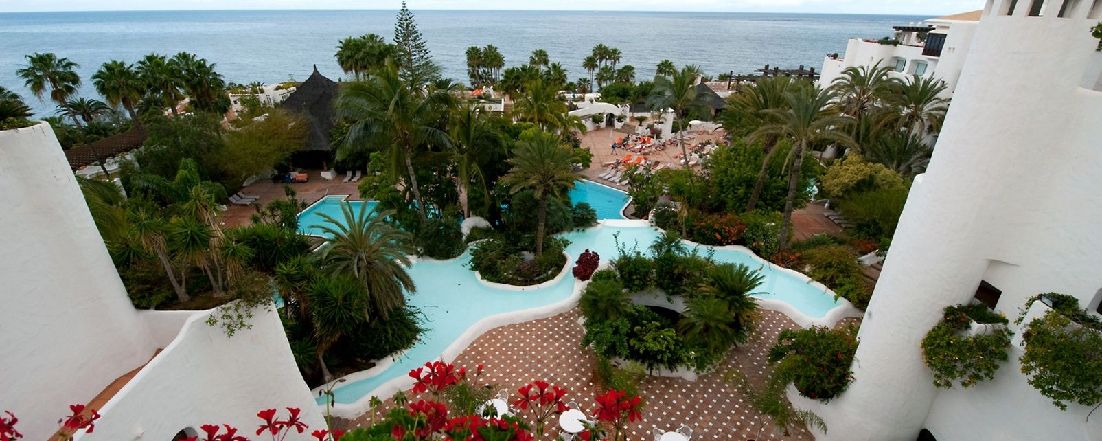 H tel jardin tropical costa adeje espagne for Le jardin tropical tenerife