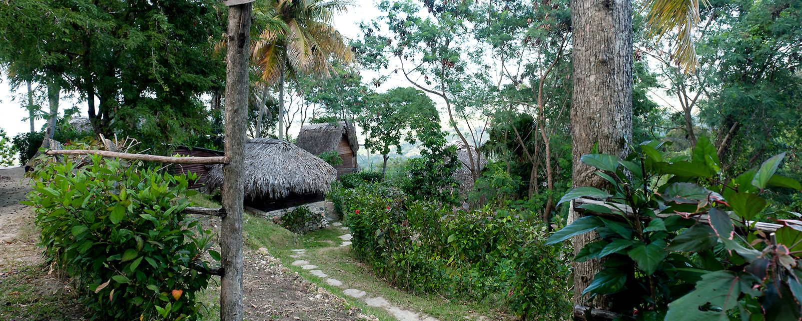 Hotel Tubagua Plantation Eco Lodge
