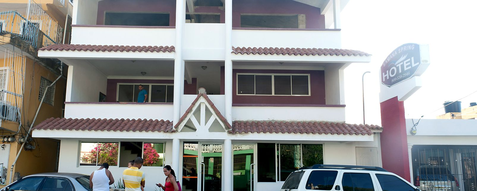 hotel samana spring in santa b rbara de saman