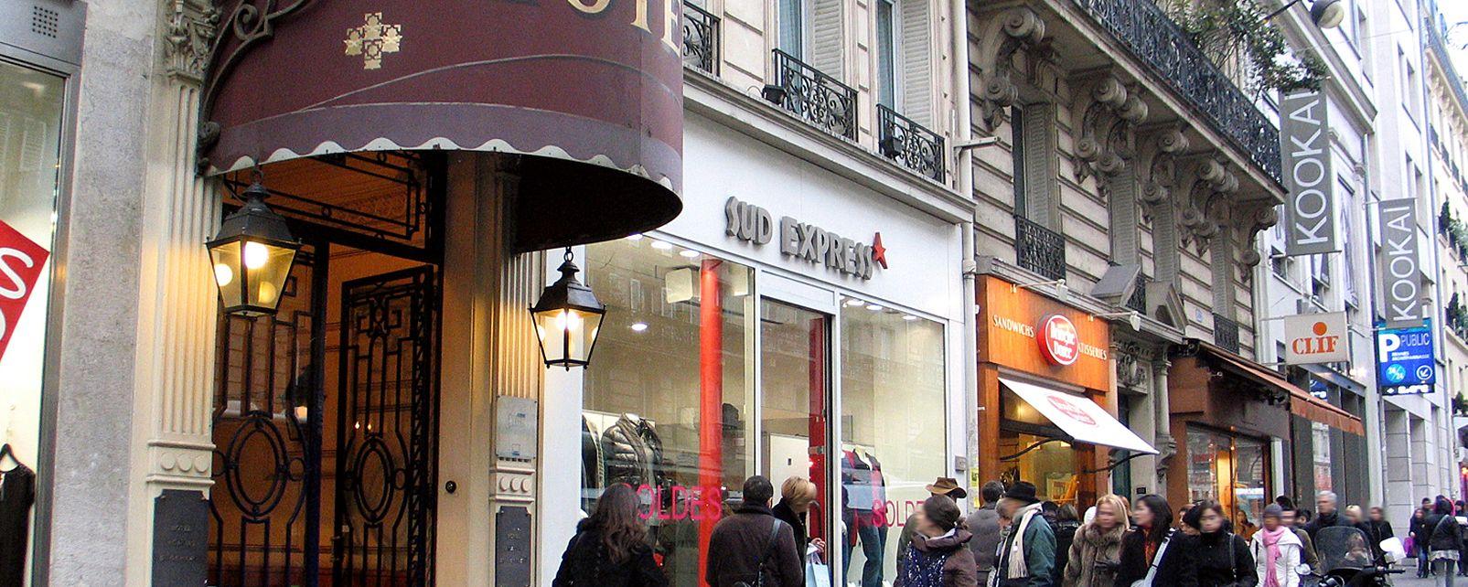 Hotel Acacias St Germain Othon Classic