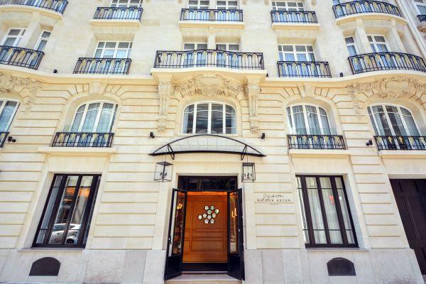 Hotel Maison Astor Paris Curio Collection by Hilton