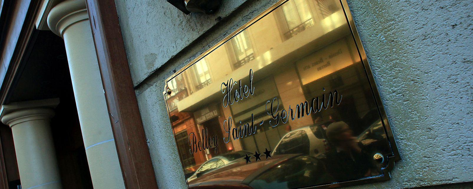 Hotel Best Western Belloy St Germain