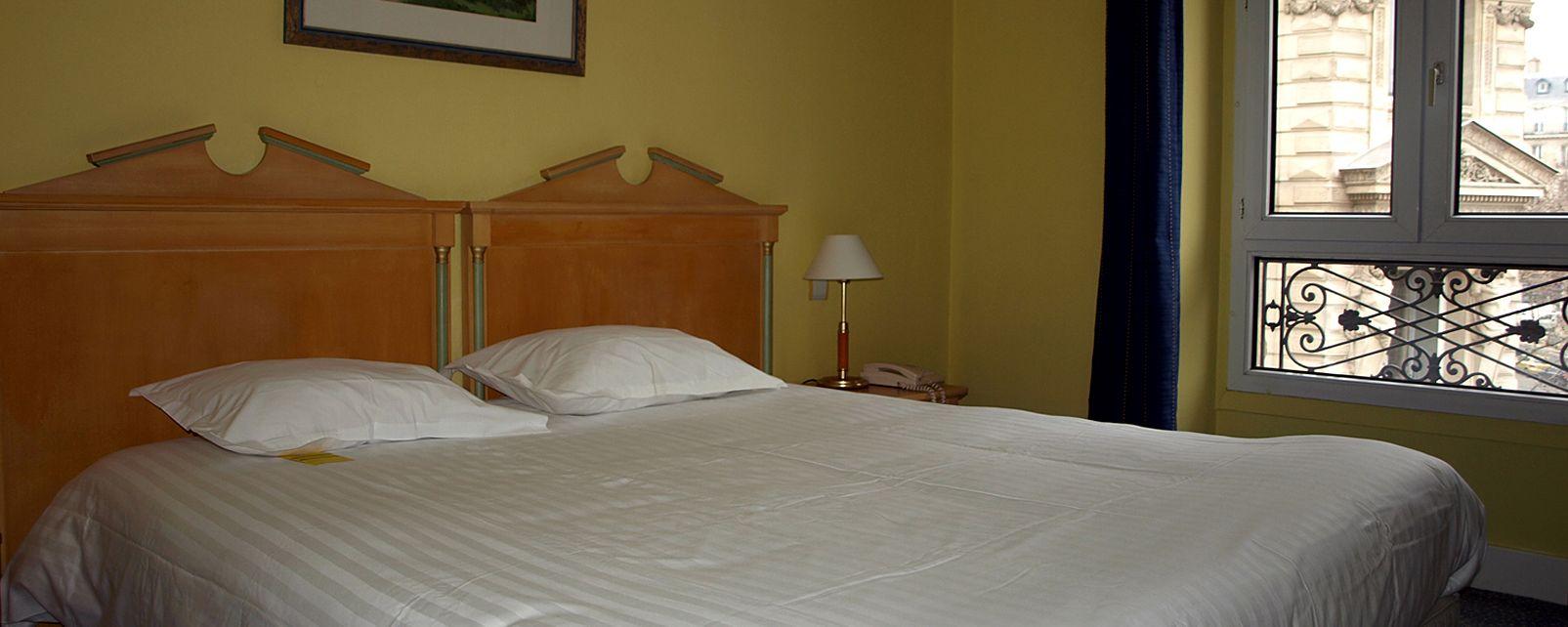 Hotel Quality Malesherbes