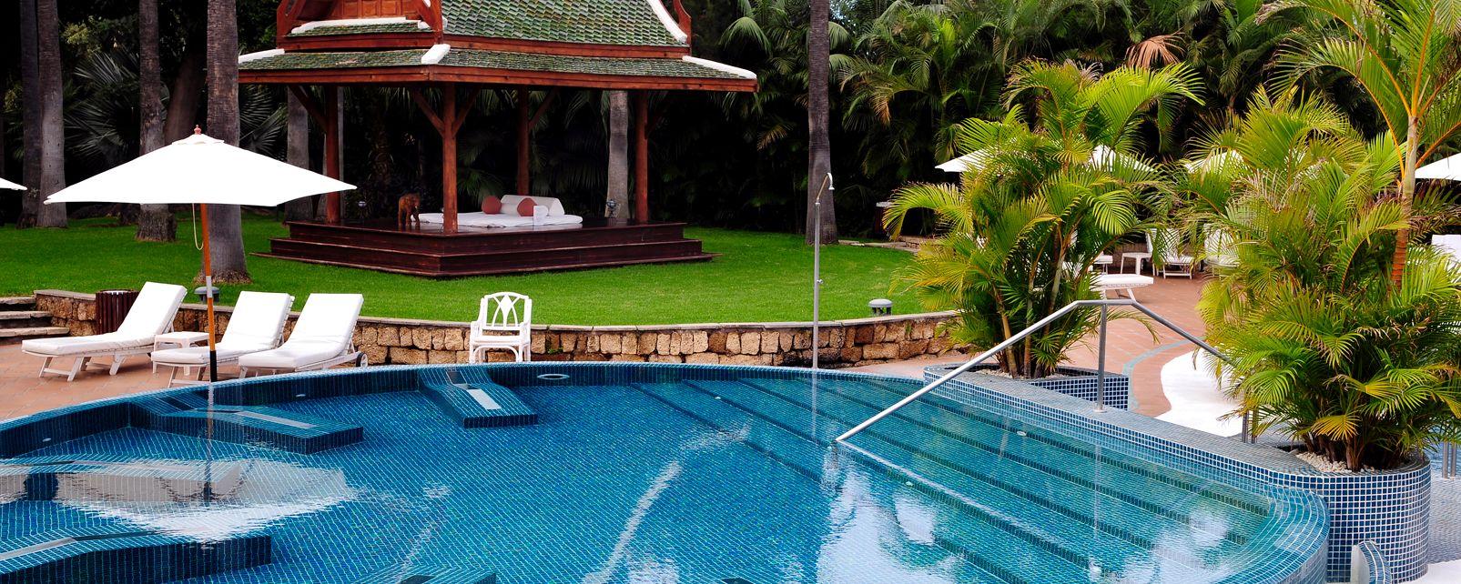 Hotel Botanico The Oriental Spa Garden