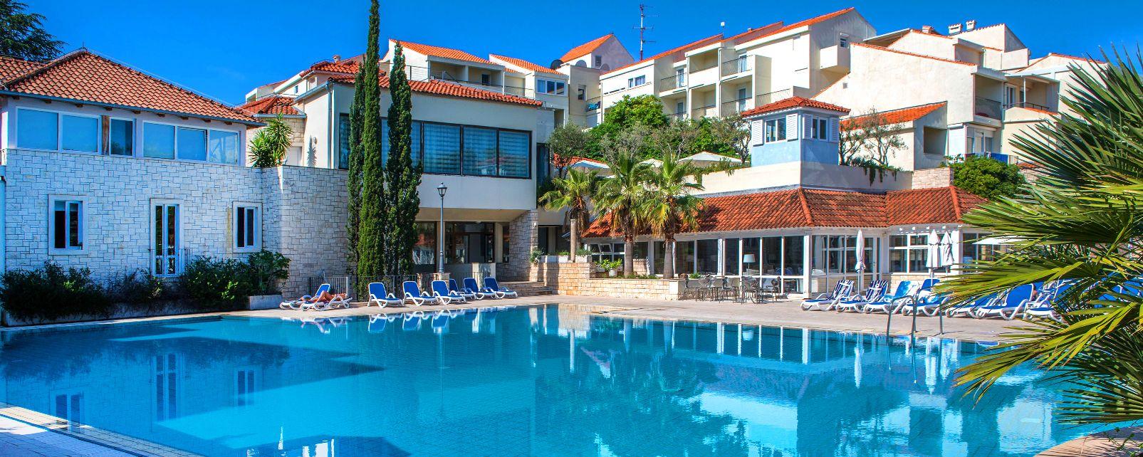 Ile De Brac Croatie Hotel Kaktus