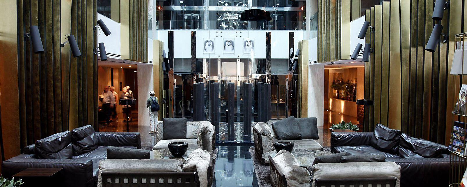 Hôtel Melia Dubaï