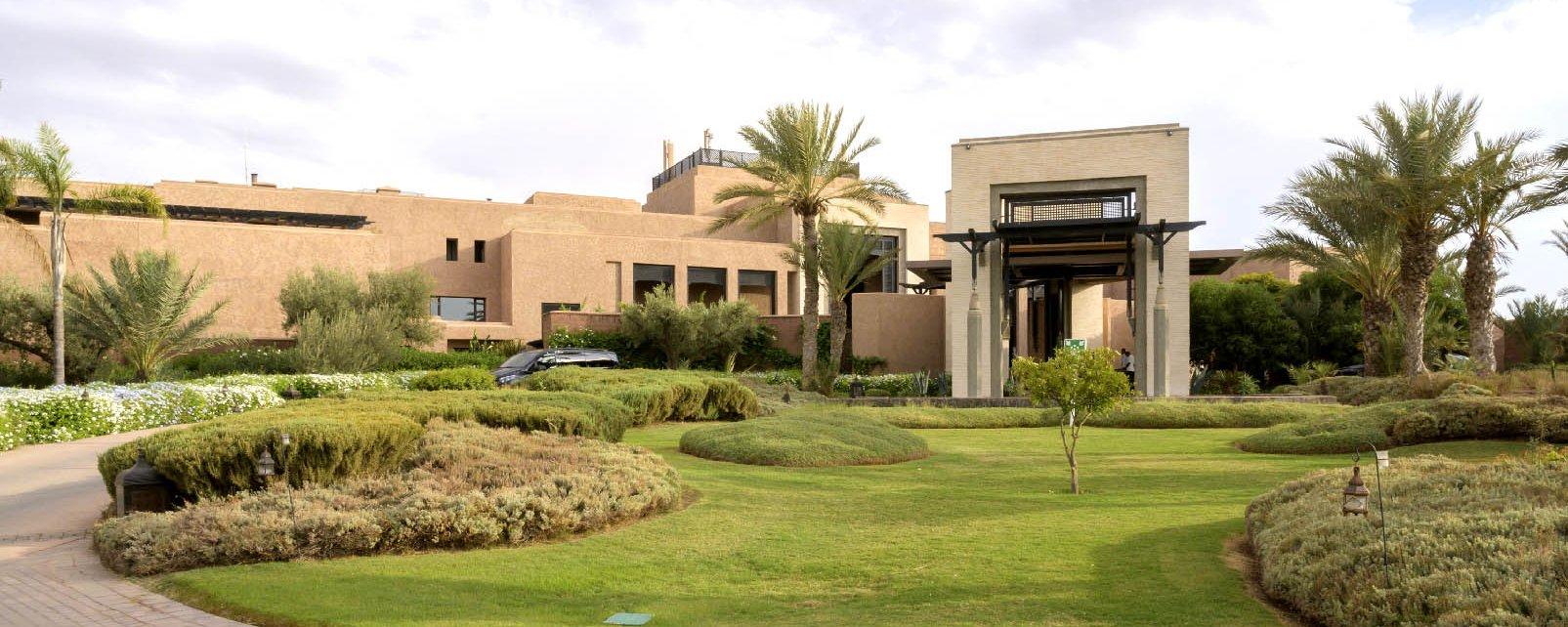 Hôtel Fairmont Royal Palm