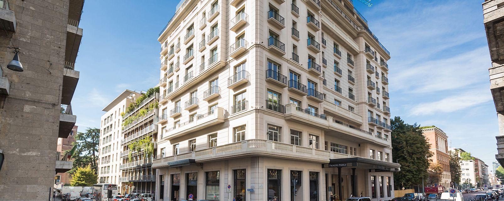 Hotel Palazzo Parigi