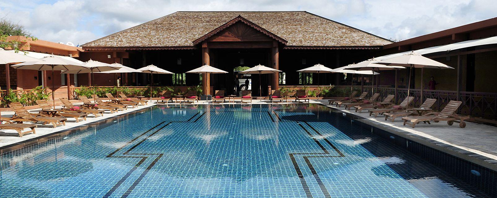 Hôtel Bagan Lodge
