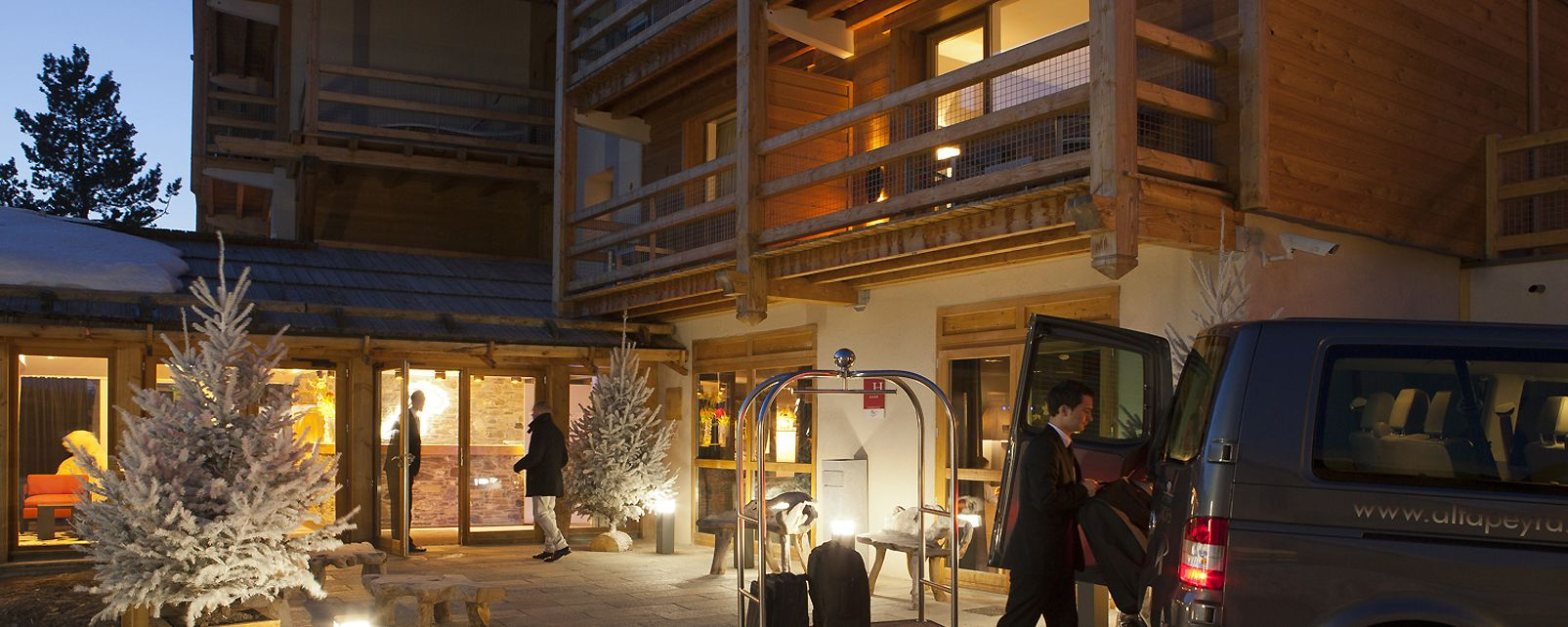 Hotel Alta Peyra