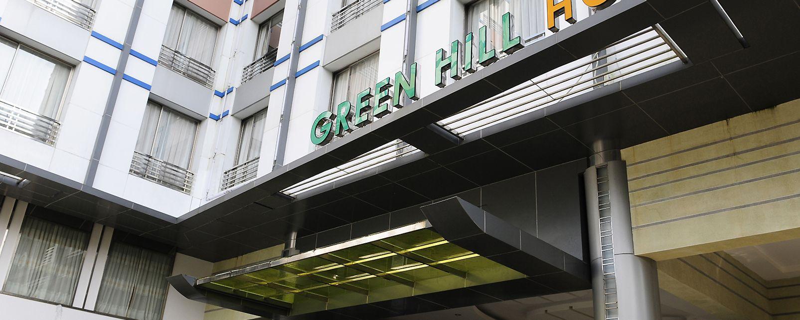 Hôtel Best Western Green Hill