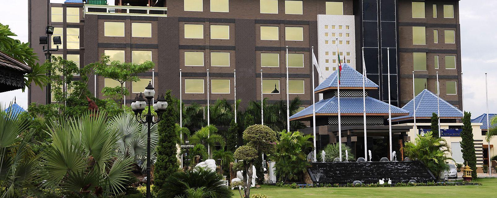 Hôtel Shwe Pyi Thar